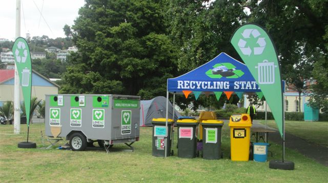 Events whanganui resource recovery centre - Recycling mobel ...